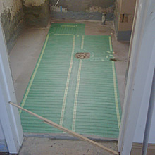 Coldbuster Under Tile Floor Heating