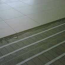 Amuheat Thin Under Tile Floor Heating